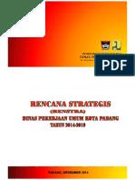 RENSTRA-DINAS-PU-2014-2019