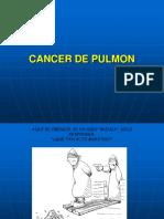 Cancer de Pulmon 2013