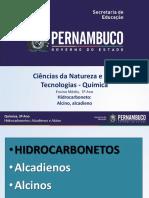 Hidrocarboneto Alcino, Alcadieno