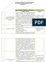 Unidad 1 Subprograma de Medicina Preventiva y Del Trabajo