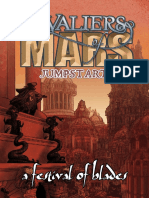 Cavaliers of Mars _start - A Festival of Blades