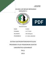 laporan individu AMOEBIASIS