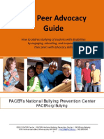 Peer Advocacy Guide