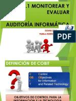 Cobit4.1 Monitoreo