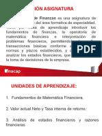 Fundamentos de Finanzas 1