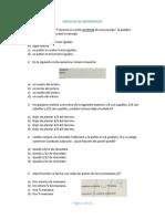 Ejercicios Fracciones_ecuaciones_rectas y Perpendiculares