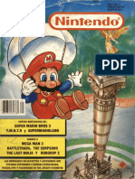 Club Nintendo - Año 01 No.01