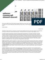 Foto Pixellate, Un Software Riconosce Gli Elementi Oscurati - Repubblica