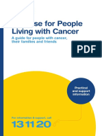 2016 06 08 Exercise for People Living With Cancer