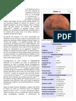Marte (Planeta)