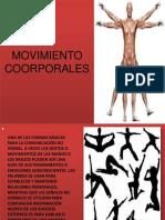 Movimiento Ccorporal