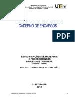 Blocog3 Cencargos Projeto Estrutural
