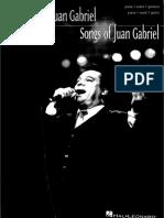 Songbook - Juan Gabriel[1]