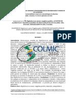 Articulo Corto s Aureus Colmic