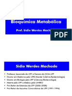 Aula 1 Introducao Ao Metabolismo 2017