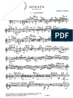 Ferenc Farkas - Sonata