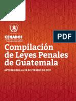 Compilacion Penal CENADOJ