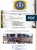 UNIVERSIDAD NACIONAL DE JULIACA