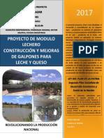 Proyecto Modulo Lechero Harry Salazar