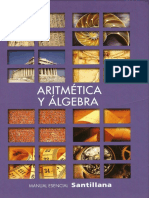 Manual Esencial - Aritmética y Álgebra