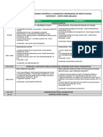 PROGRAMA CIENTÍFICO - CONGRESSO PARANAENSE DE INFECTOLOGIA - 2017