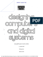 Dec.designing Computers Digital Systems Using Pdp-16 Register Transfer Modules