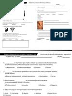 Examen Diagnostico Art III