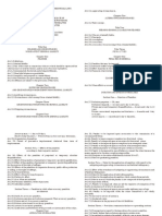 Codal Provisions (RPC)