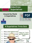 Grammar Rules Superlatives