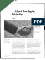05. Portfolios Buyer supplier relationship- M Bensaou - 1999.pdf
