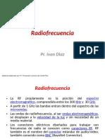 Componentes en RF