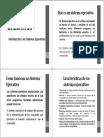 Tema 7, Sistemas Operativos