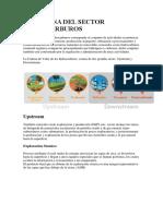 La Cadena Del Sector Hidrocarburos