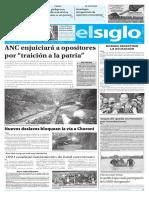 Edicion Impresa El Siglo 30-08-2017