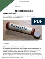 Tras El Rastro Del Nazismo Narcotizado