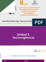 Mayo 15 Del 2017 Teleclase Farmacovigilancia
