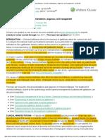 Choledocholithiasis_ Clinical Manifestations, Diagnosis, And Management - UpToDate