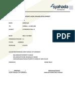 Biodata Agen Syahada Development (Aririsaldi)