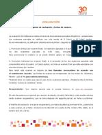 IPC Régimen de Evaluación Cuatrimestral