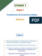 Usmp Materia C-1 quimica