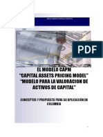 Modelo CAPM
