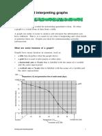 Drawing & Interpretation of Graph.pdf