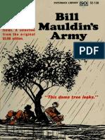 Bill Mauldin's Army - Bill Mauldin