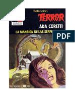 Coretti Ada - Seleccion Terror 426 - La Mansion De Las Serpient.pdf