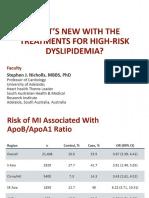 TX Dyslipidemia