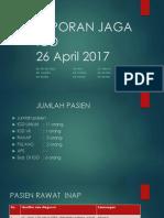 Laporan Jaga Igd 260417