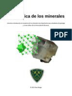 La Química de Los Minerales-A