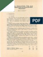 2. IR Cortes - Legal Education- The Bar Examination as Qualifying Process.pdf