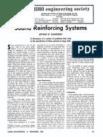 Schneider Sound Reinforcing Systems