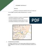 Estudio de Impacto Ambiental y Plan de Manejo Ambiental de La Curtiembre